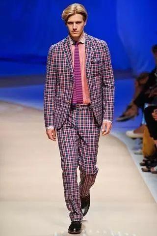 绅士最爱的格纹西装不会穿?我来教你呀 ! 4