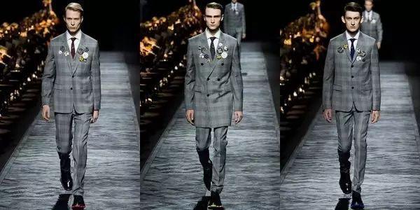 绅士最爱的格纹西装不会穿?我来教你呀 ! 1