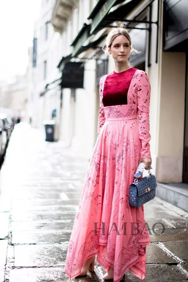 秋季要穿长裙+短靴,又仙又帅好看到犯规! 28