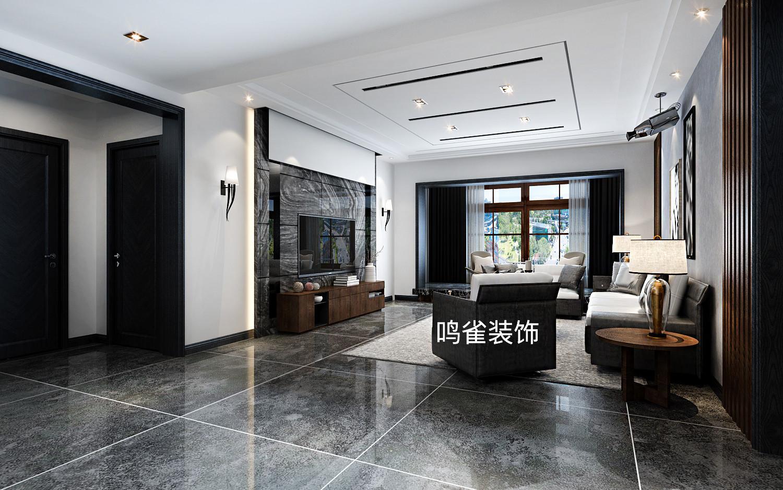 喜欢黑白灰的人房子一定要这么装真的很好看