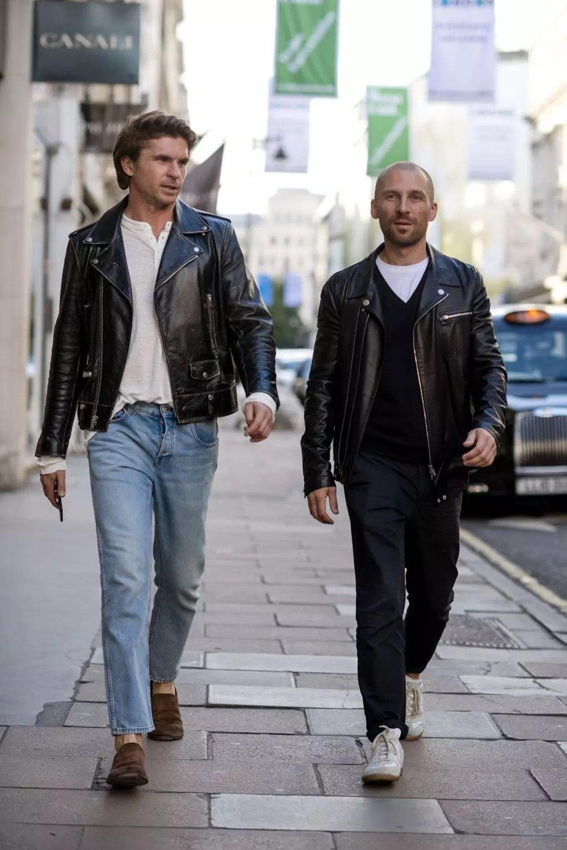过渡季,型男们怎么玩转穿衣Style? 4
