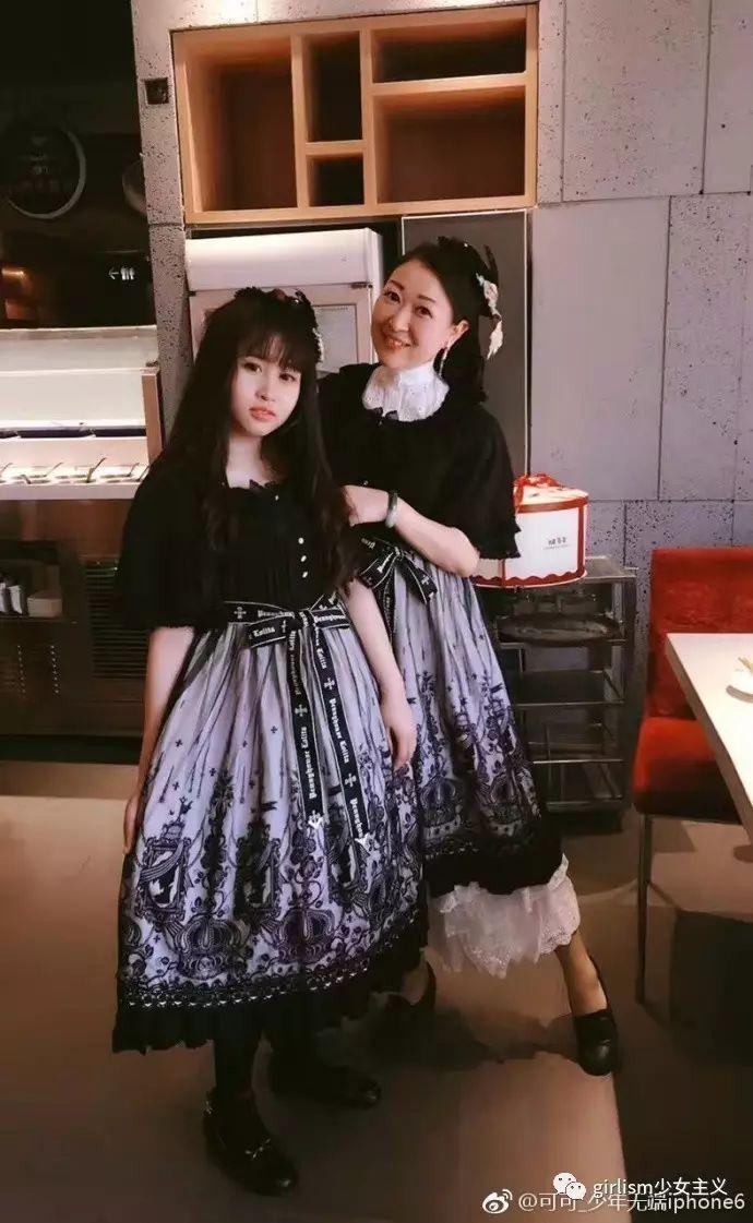 【搭配推荐】Lolita每日穿搭(2017.9.24) 4