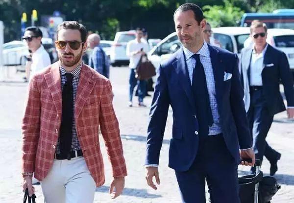 绅士最爱的格纹西装不会穿?我来教你呀 ! 33