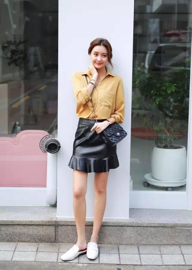 换季不知穿什么?女人就穿这几件最时尚的! 9