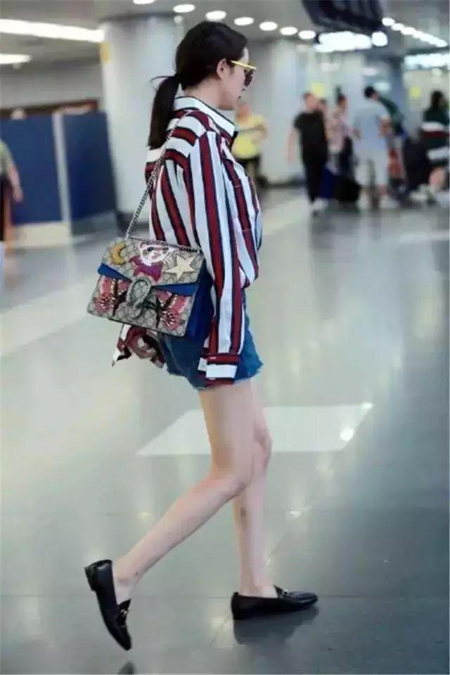 杨幂娜扎抢着穿的这双鞋,显高又显瘦,四季都能穿! 2