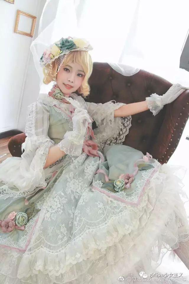 【搭配推荐】Lolita每日穿搭(2017.9.24) 5