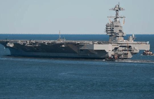 美国新型航母居然成了鸡肋,美海军直到特朗普是真怒了