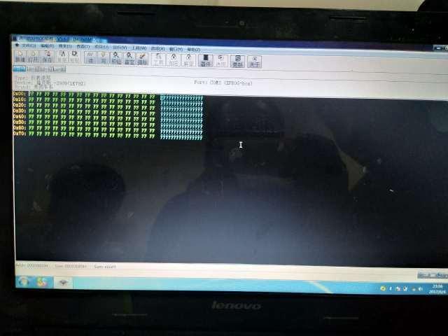 下图为福特仪表接线读取(免拆接线图在xp程序都可以找到)接线脚与xp相