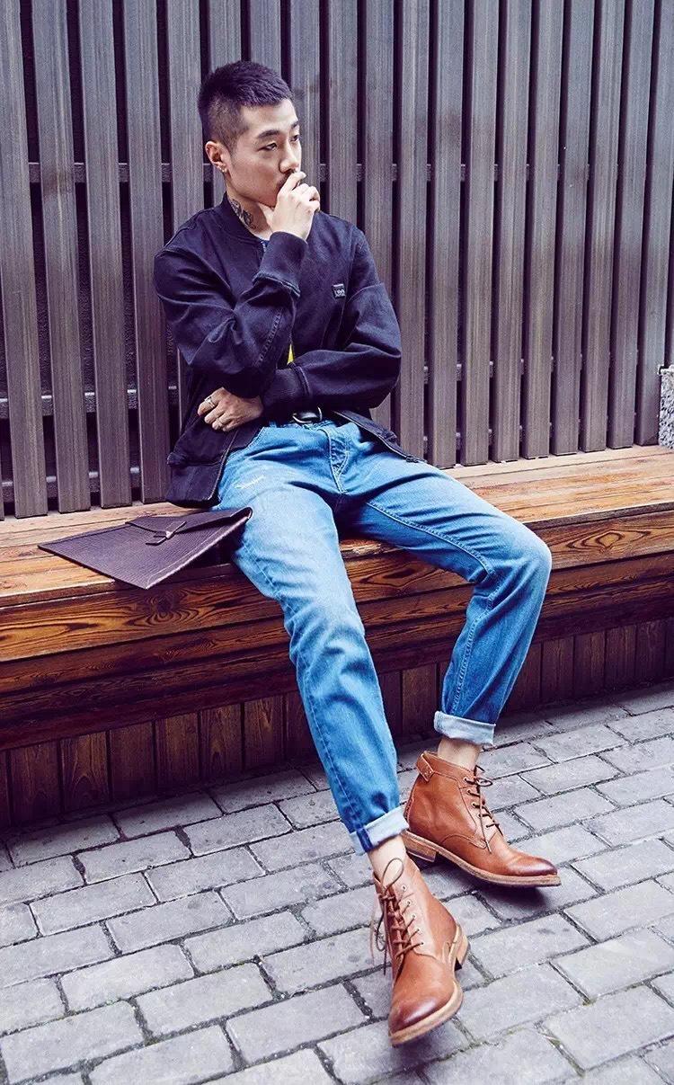 过渡季,型男们怎么玩转穿衣Style? 8