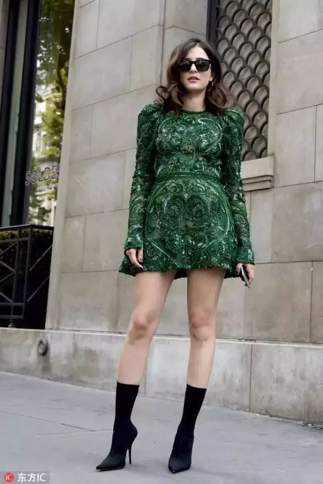 杨幂娜扎抢着穿的这双鞋,显高又显瘦,四季都能穿! 22