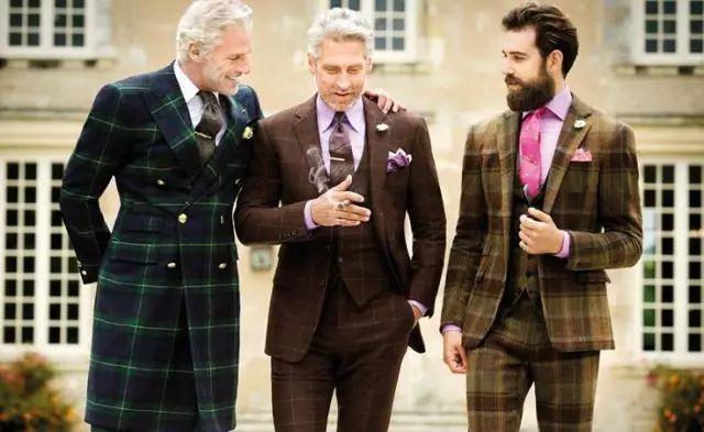 绅士最爱的格纹西装不会穿?我来教你呀 ! 6