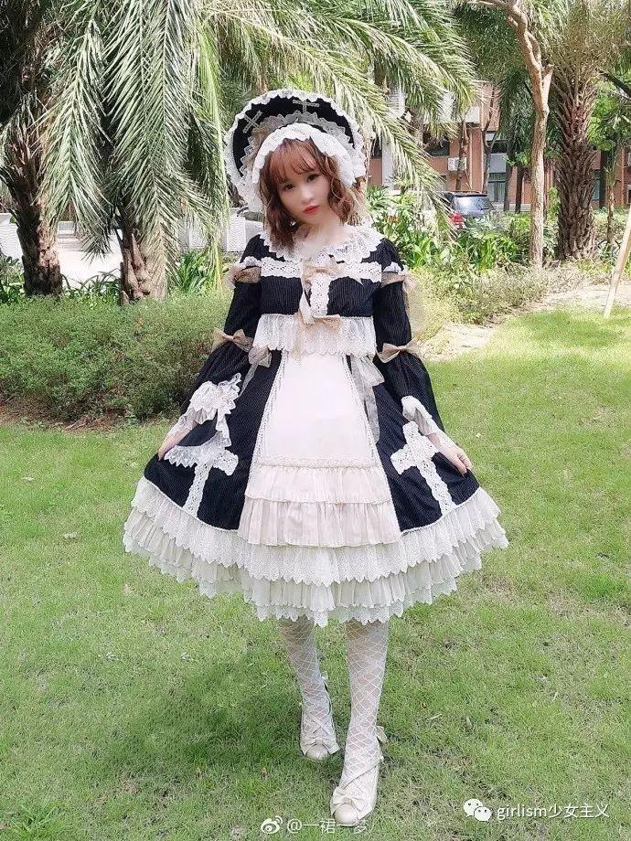 【搭配推荐】Lolita每日穿搭(2017.9.24) 9