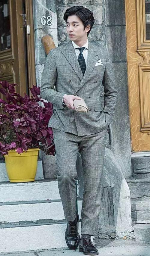 绅士最爱的格纹西装不会穿?我来教你呀 ! 19