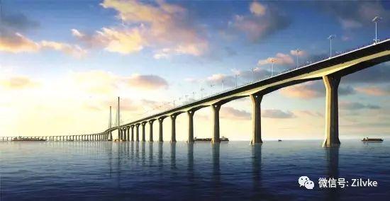 全长55公里-中国为何花费1000多亿修建港珠澳大桥, 看完这个视频终