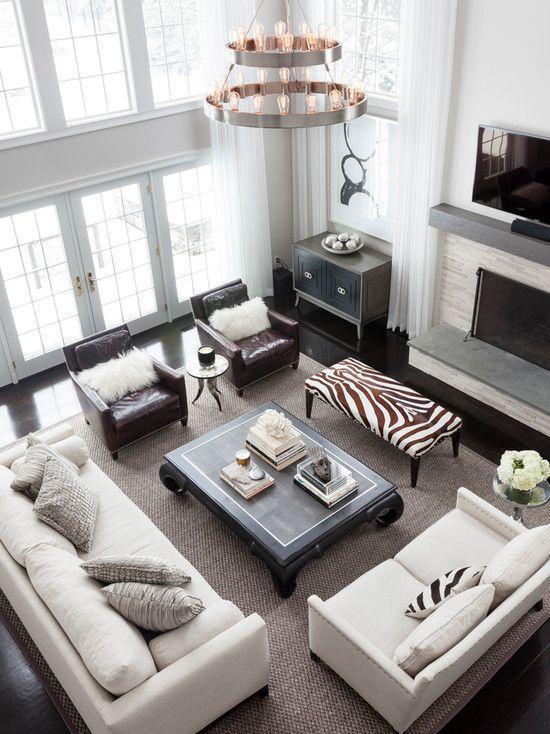 最科学的客厅沙发摆放方式,合肥人赶紧收藏吧! 7