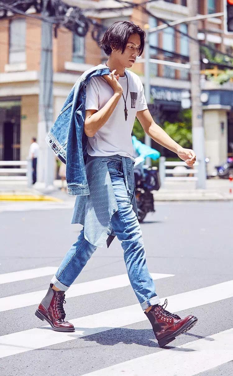 过渡季,型男们怎么玩转穿衣Style? 7