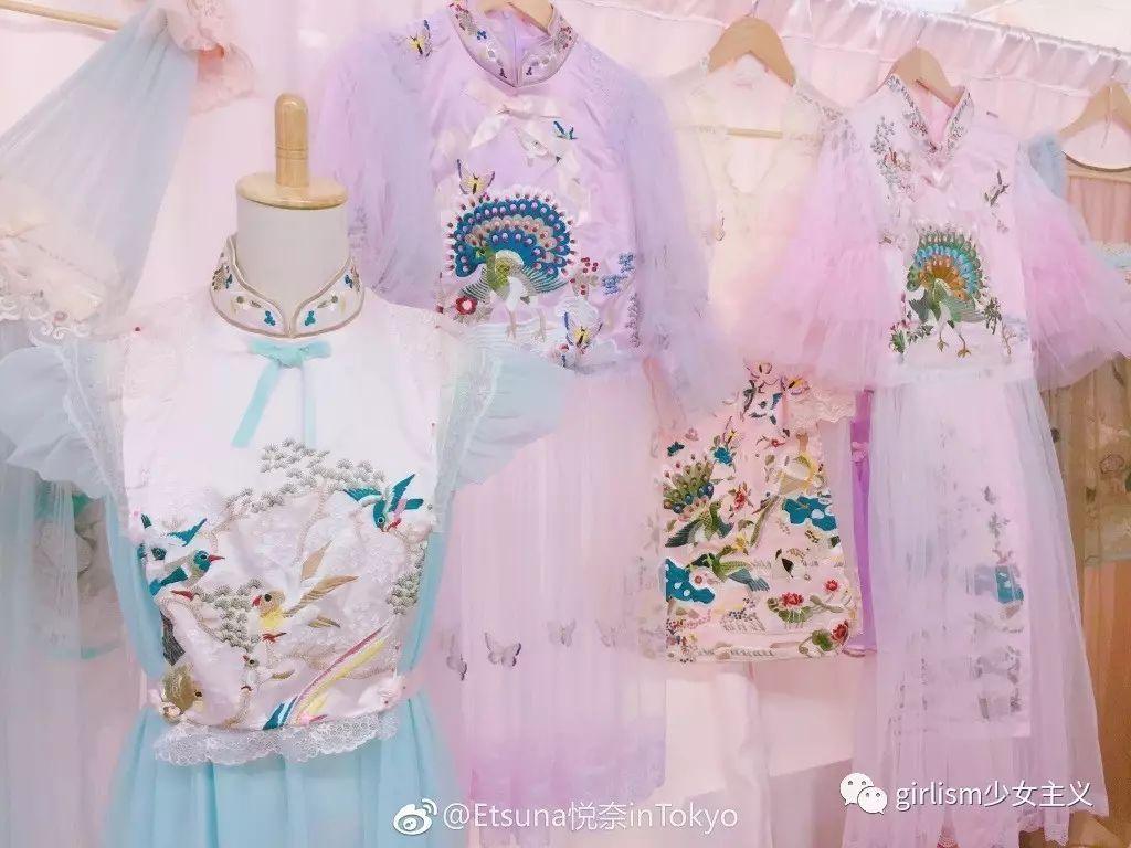 人气设计师悦奈 梦幻少女品牌,要来上海参加GFF02啦