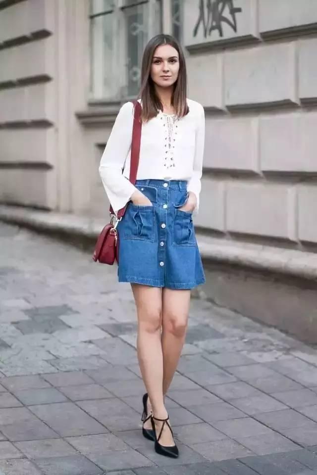 换季不知穿什么?女人就穿这几件最时尚的! 29