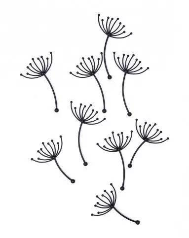 植物简笔画教程