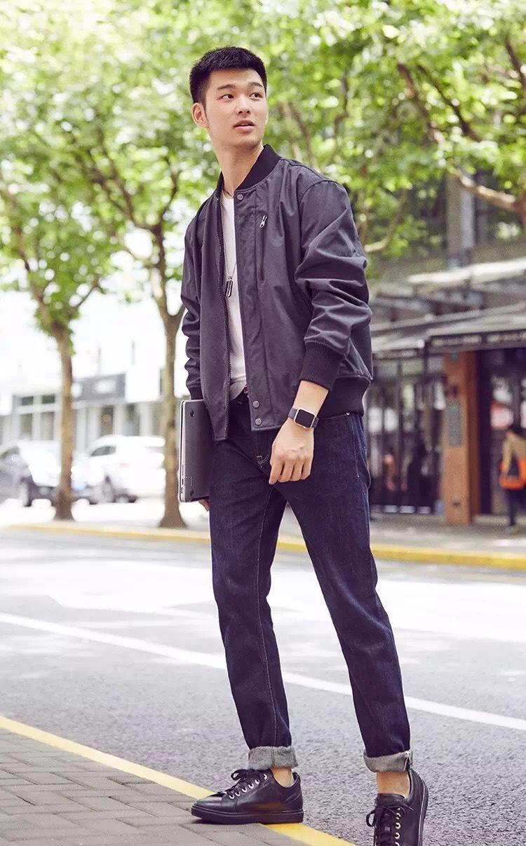 过渡季,型男们怎么玩转穿衣Style? 9
