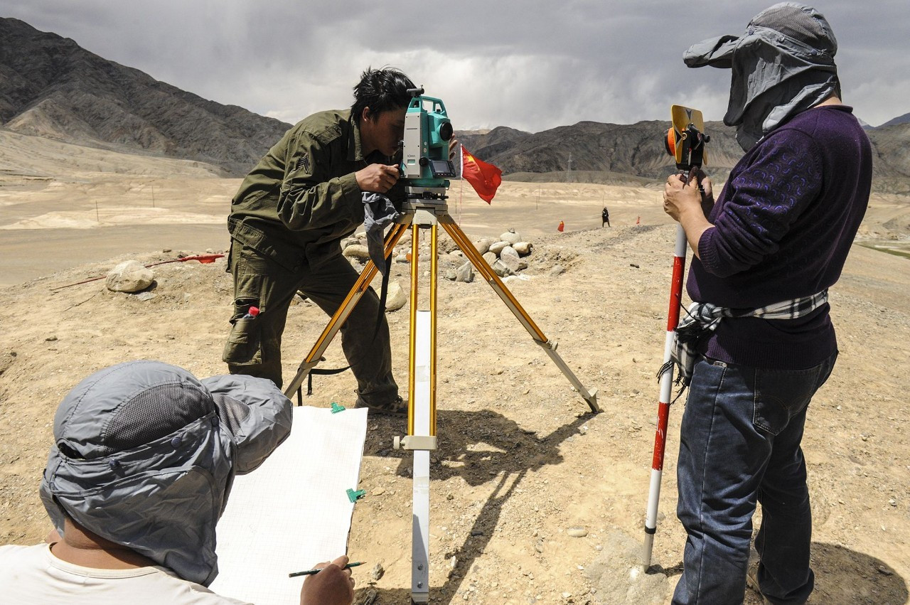 文物勘探考古勘探