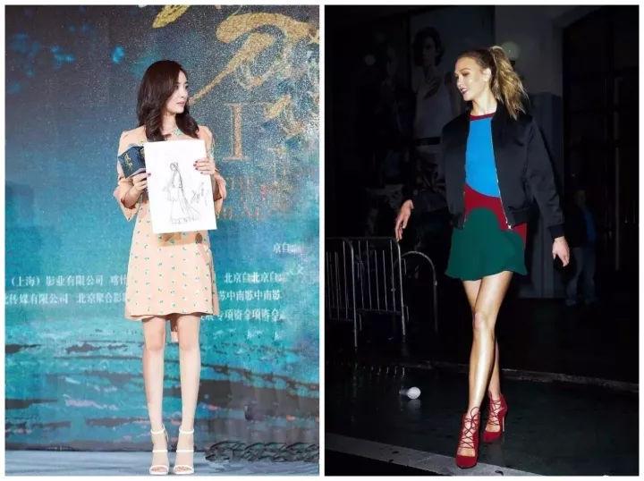 裙子+平底鞋,刘雯教你穿出超模范儿! 1