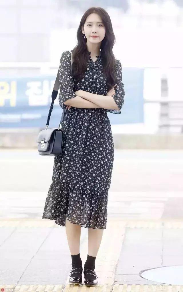 杨幂娜扎抢着穿的这双鞋,显高又显瘦,四季都能穿! 11