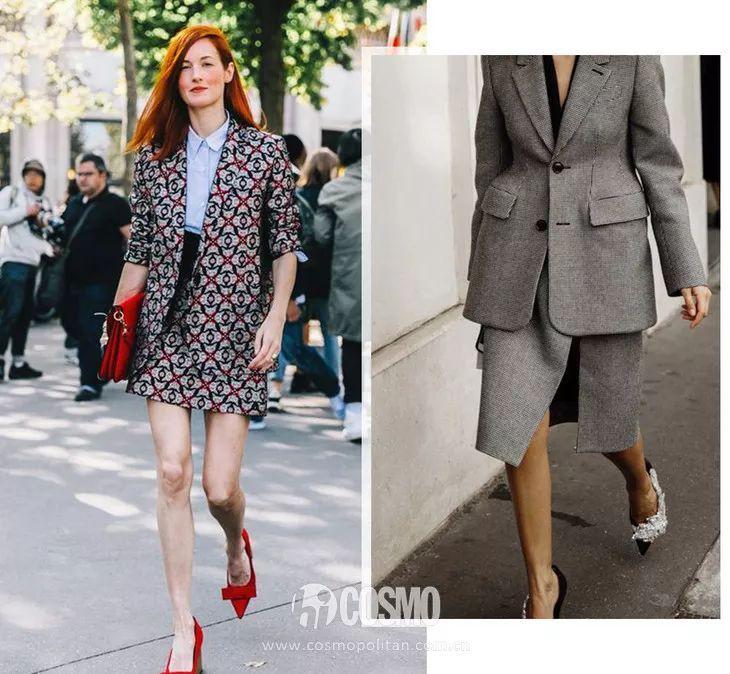 下周穿什么 | 你只会西装和牛仔裤组cp?宇博配短裙原来更帅气!