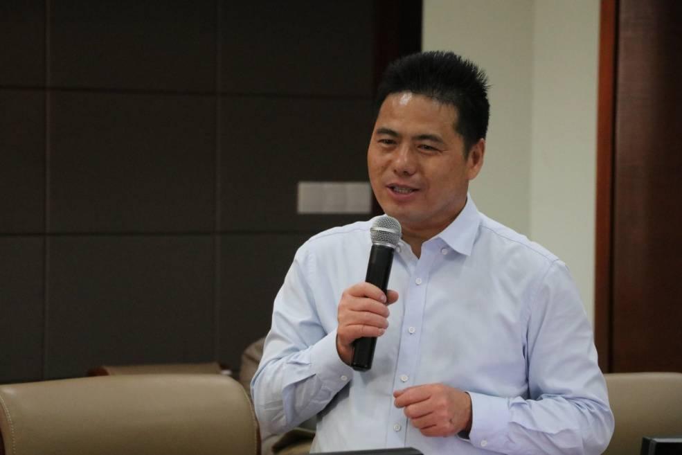 远东控股集团创始人,董事局主席,党委书记蒋锡培受邀作交流发言,集团