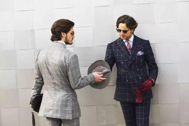 绅士最爱的格纹西装不会穿?我来教你呀 ! 18