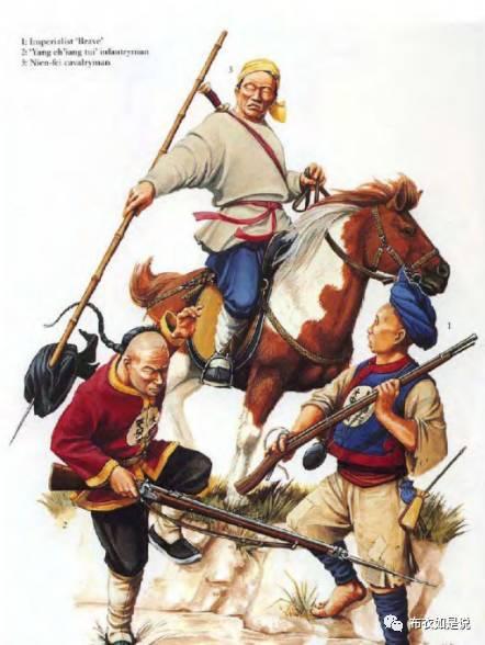 中文成人骑兵网_他是成吉思汗的后裔, 掌握晚清王牌骑兵, 结果死于16岁娃娃兵的刀下