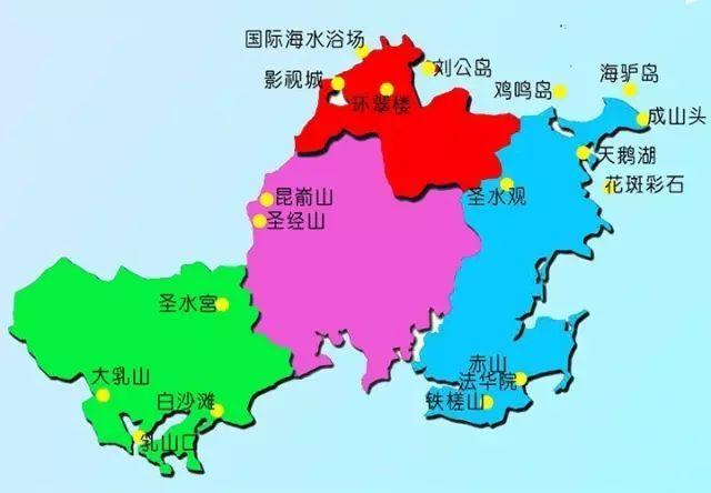 美丽广州手绘美食地图