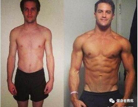 身为瘦子该如何增肌长肉?你需要掌握这些吃和练的基本原则!