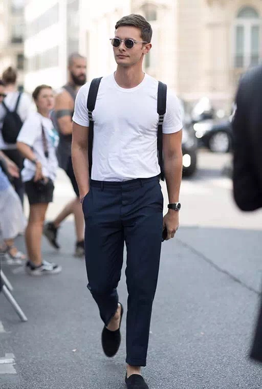 过渡季,型男们怎么玩转穿衣Style? 2