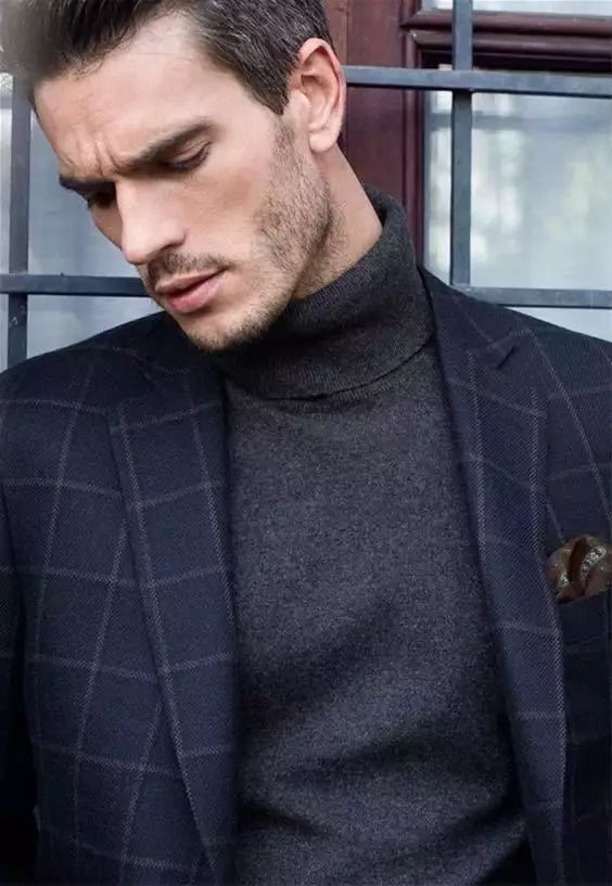绅士最爱的格纹西装不会穿?我来教你呀 ! 27
