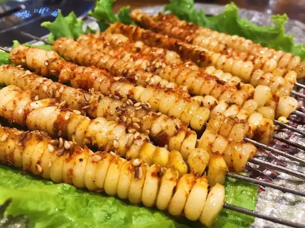 求撸丝片种子_吃纯正齐市烤肉,撸红柳大串,不来这真