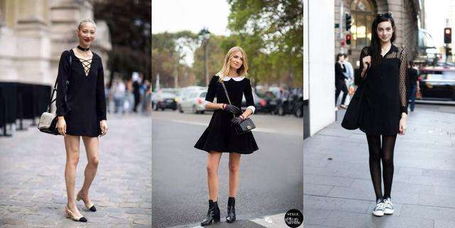 衣柜里最实用的一条裙子, 可以一直穿到冬天 2