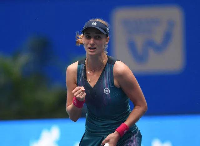 面对赛会15号种子,连续两年打入美网八强的拉脱维亚好手塞瓦斯托娃