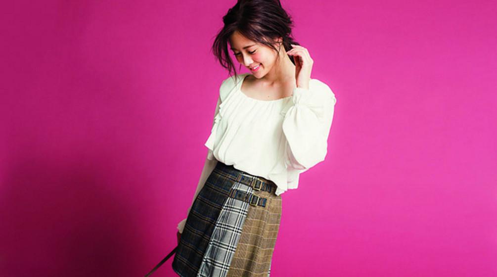 拒绝黑白灰!通过颜色突出秋冬感,你也能学会的时尚搭配! 1