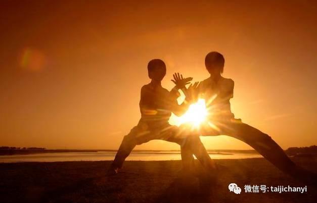 """太极拳是真正的""""运动之王""""!"""