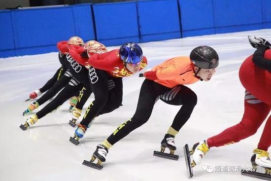 奥运冠军周洋复出征战世界杯中国短道速滑队争夺奥运席位
