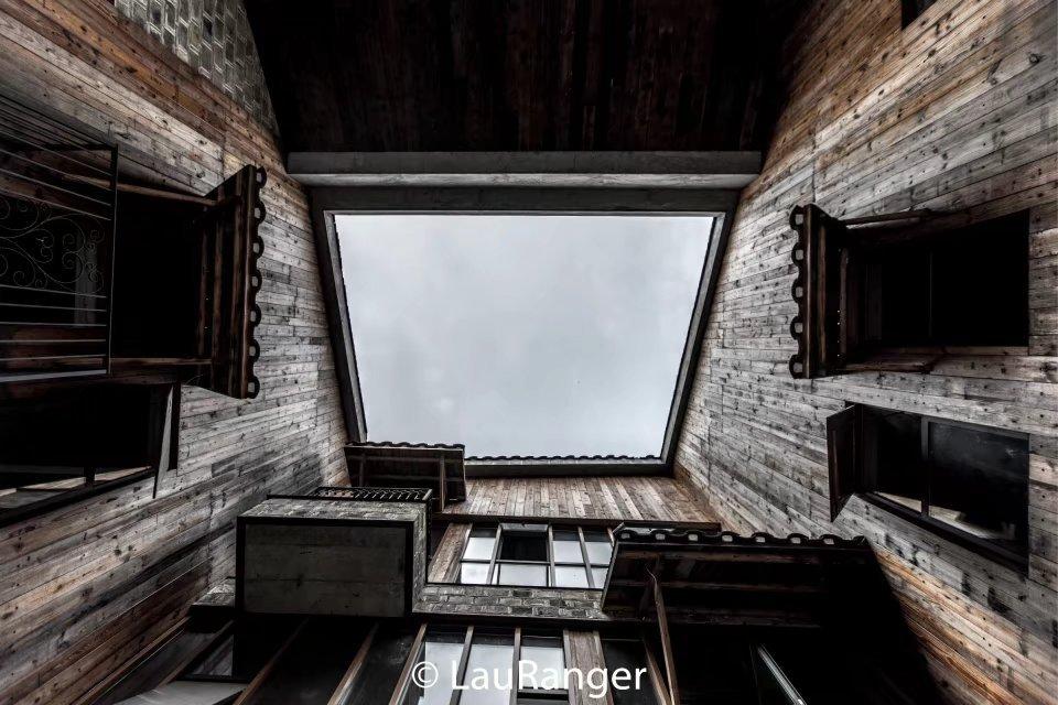 时光交叠,常德记忆:老西门不老,新窨子屋不新。