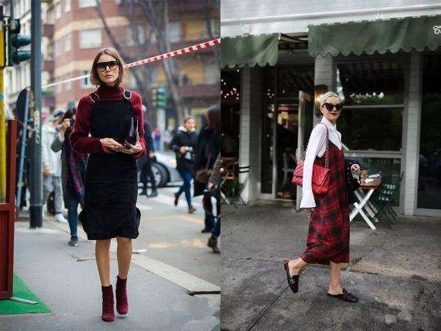 衣柜里最实用的一条裙子, 可以一直穿到冬天 12