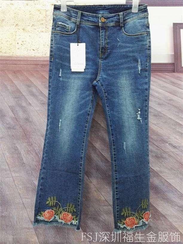 2017年好卖的三款女裤是哪个, 福生金奇宝来说叨