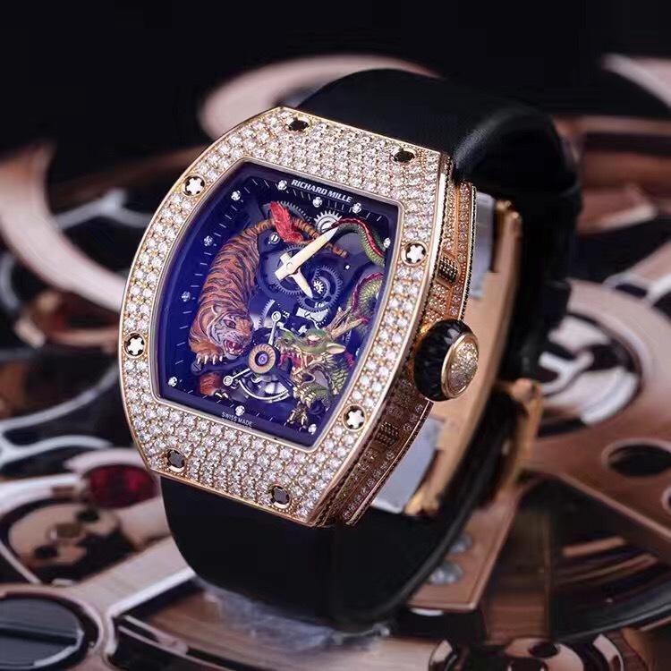 世界名表中最贵10只手表,最高4000万元,百达翡丽与理查德米勒
