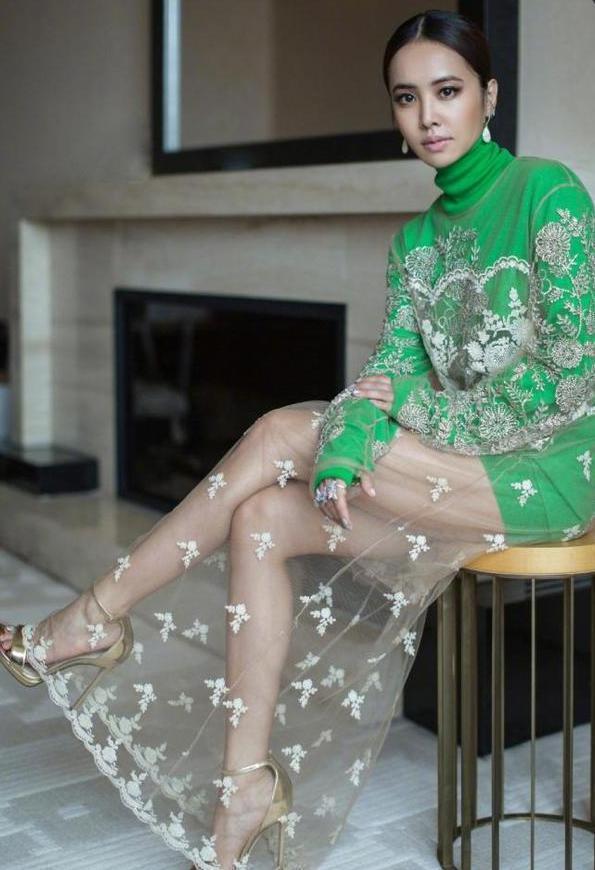 蔡依林的穿衣风格刷新认知,网友直呼辣眼睛