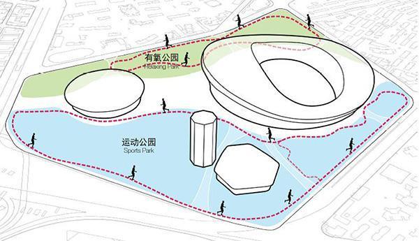 上海有了健身新选择 6万平米群众体育设施,阳光空气俱全