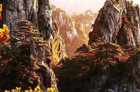 一到秋天,安徽的这10个地方便惊艳了世人