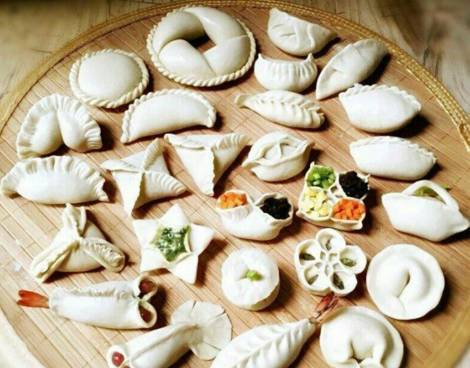30花样水饺的包法图解