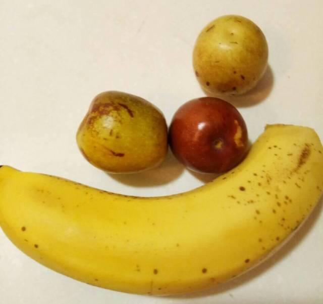 香蕉和枣不能一起吃?可能是真的
